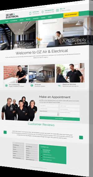 web design Melbourne